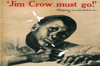 JIm Crow Must Go