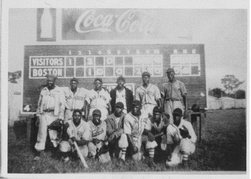 Baseball Team (Negro League)