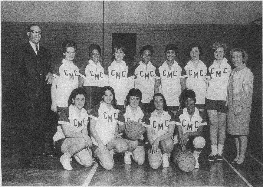 First Black Basketball team coach CMC