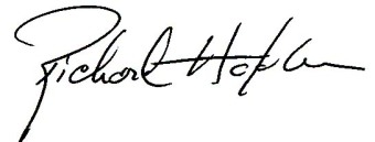 Richard signature